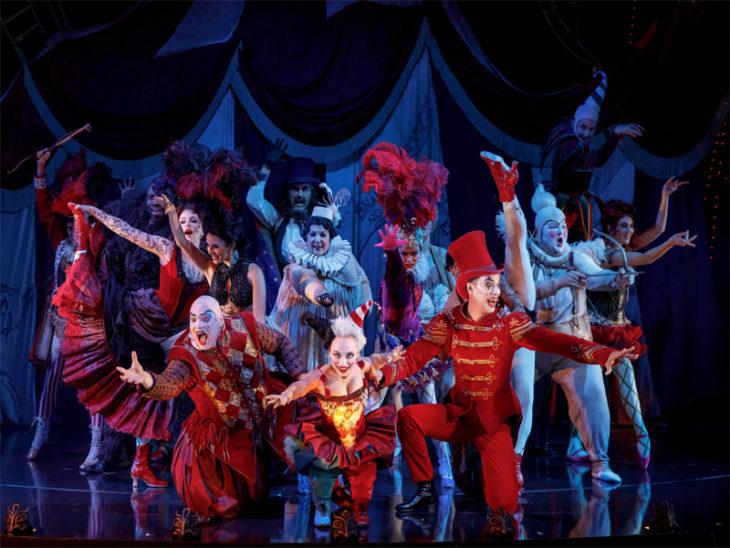 It\u0027s opera, it\u0027s Broadway, it\u0027s LOVE NEVER DIES\u2013a love triangle at