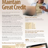 How to Maintain Great Credit