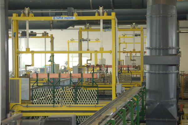 Plastic Plating Equipment Buffoli Group