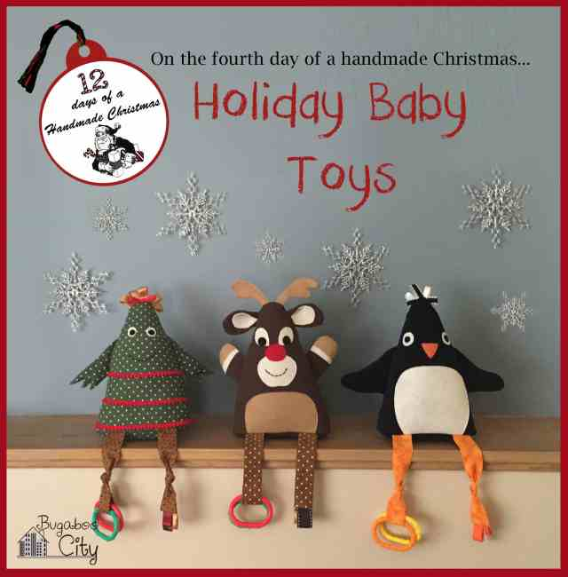 Holiday Baby Toy
