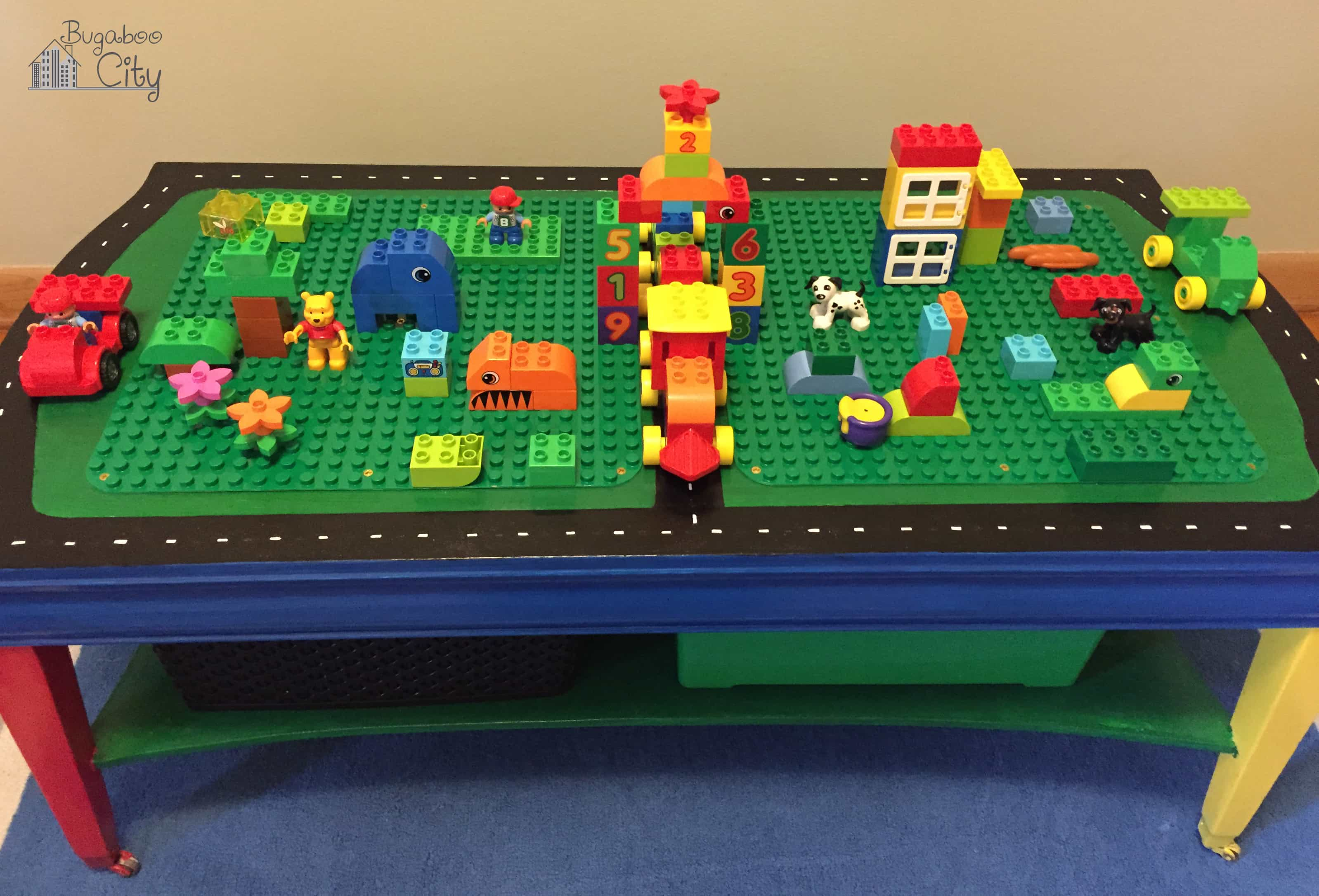 How To Make A Lego Table  Apps Directories -> Table Range Lego