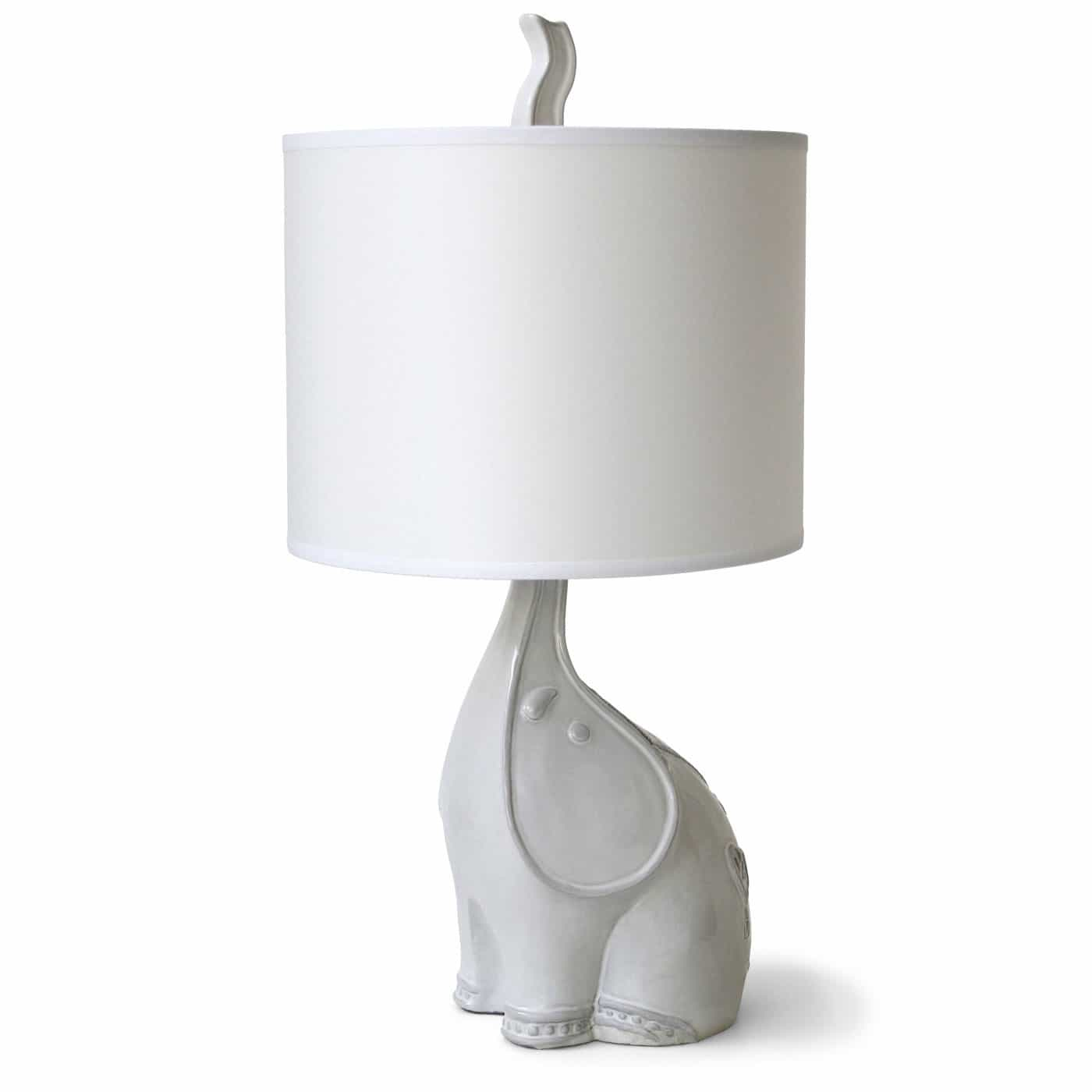 The look for less diy jonathan adler lamp bugaboocity - Jonathan adler elephant ...