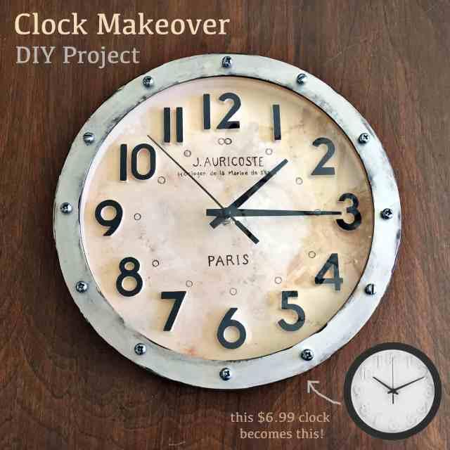 ClockMakeover
