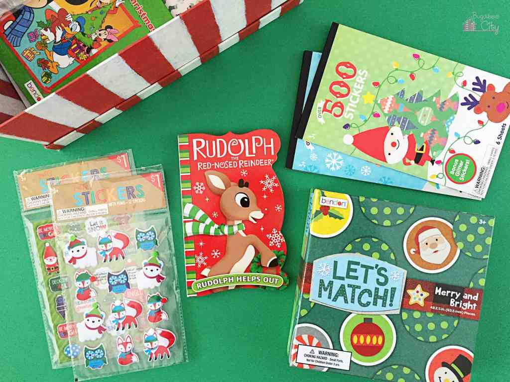 Kid's Holiday Activity Gift Box 3
