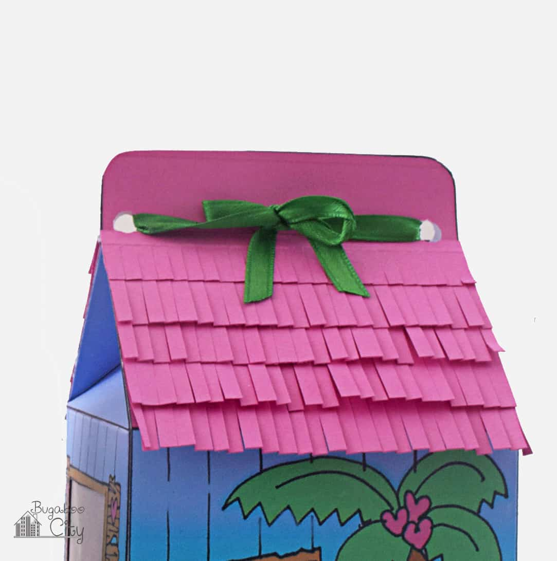 DIY Love Shack Valentine's Day Treat Box 00