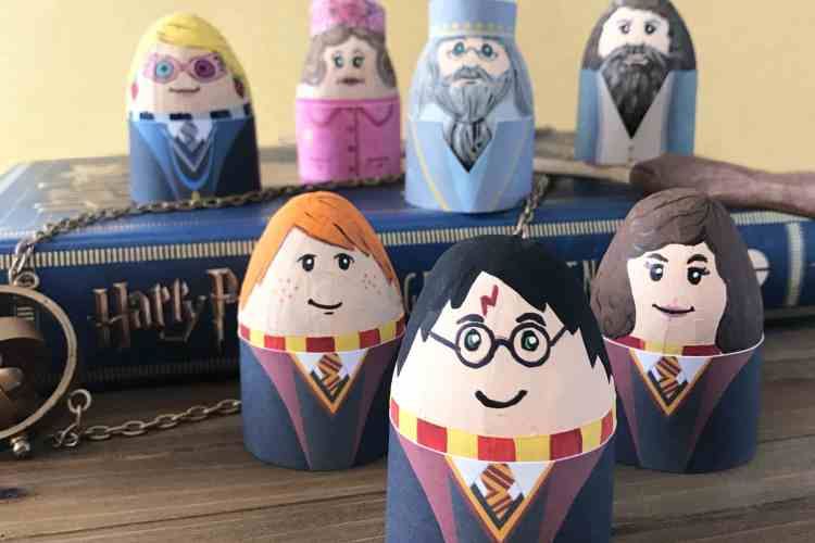 Harry Potter Book Easter Eggs : Bugaboocity diy crafts design and decor for baby