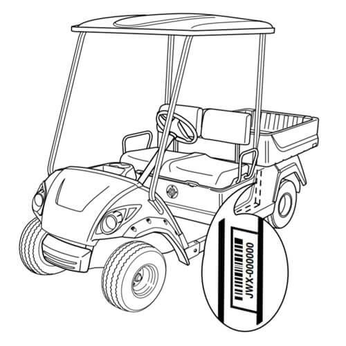 Yamaha Serial BuggiesUnlimited
