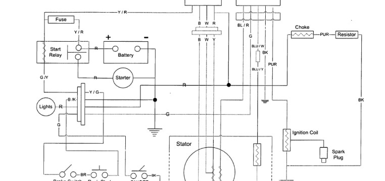 Go Kart Wiring Diagrams Wiring Diagram 2019