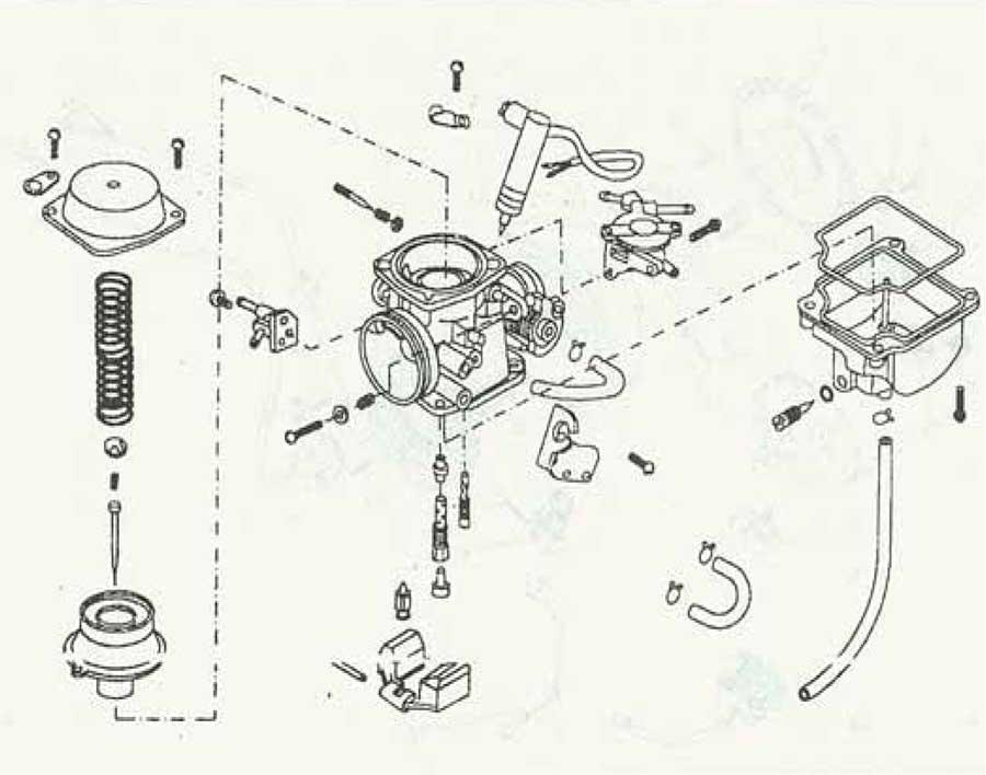 1997 dodge mins alternator wiring diagram