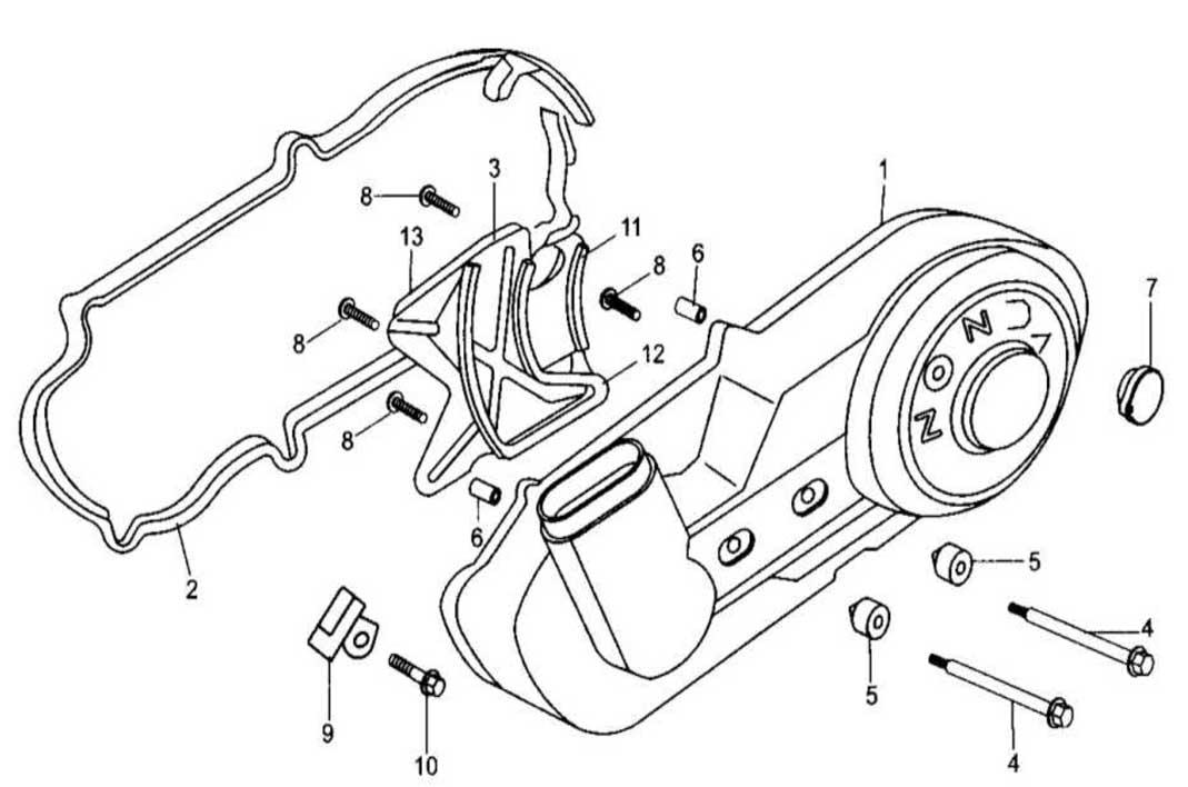 buyang bmx wiring diagram