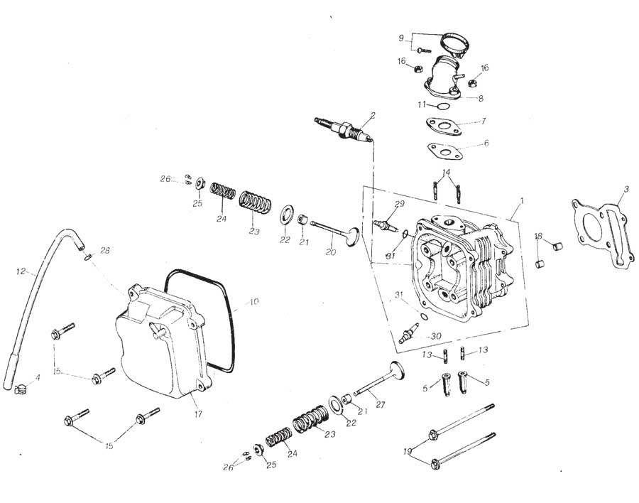 hammerhead twister 250 wiring diagram