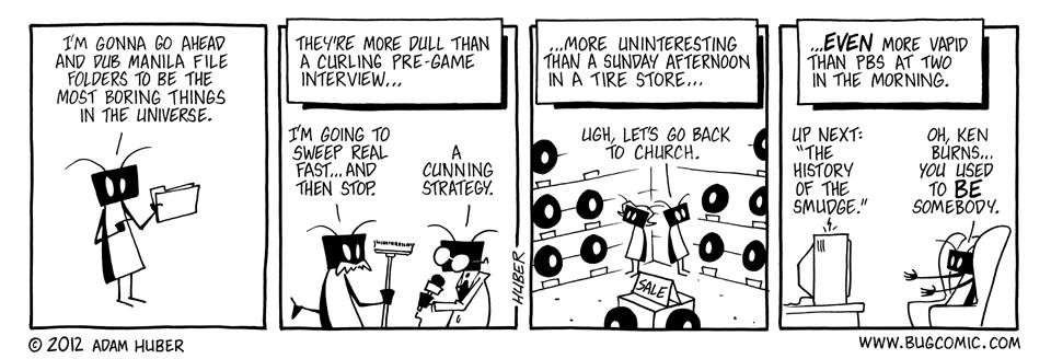 Manila File Folders – Part 1