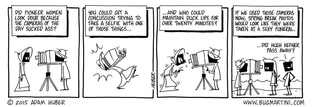 Plights, Camera, Inaction