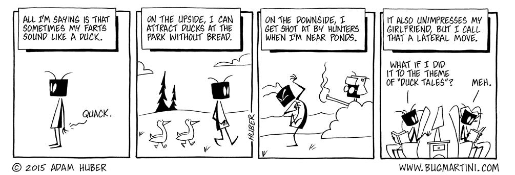 A Fowl Breeze