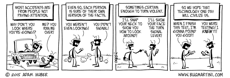 Guest Cartoonist – Steve Ogden