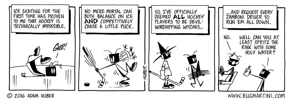 A Sad Skate of Affairs