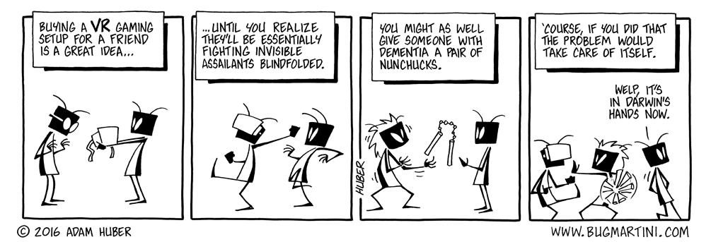 Virtual Fatality