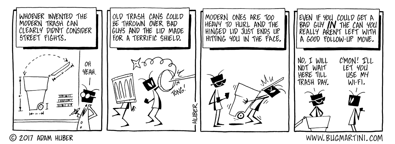 Take Out the Thrash