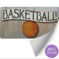 Basketball Sports Quote Vinyl Wall Stickers Saying Decal ...