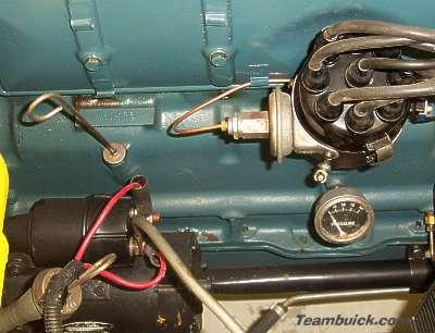 Buick Engine Identification \u0027til 1952