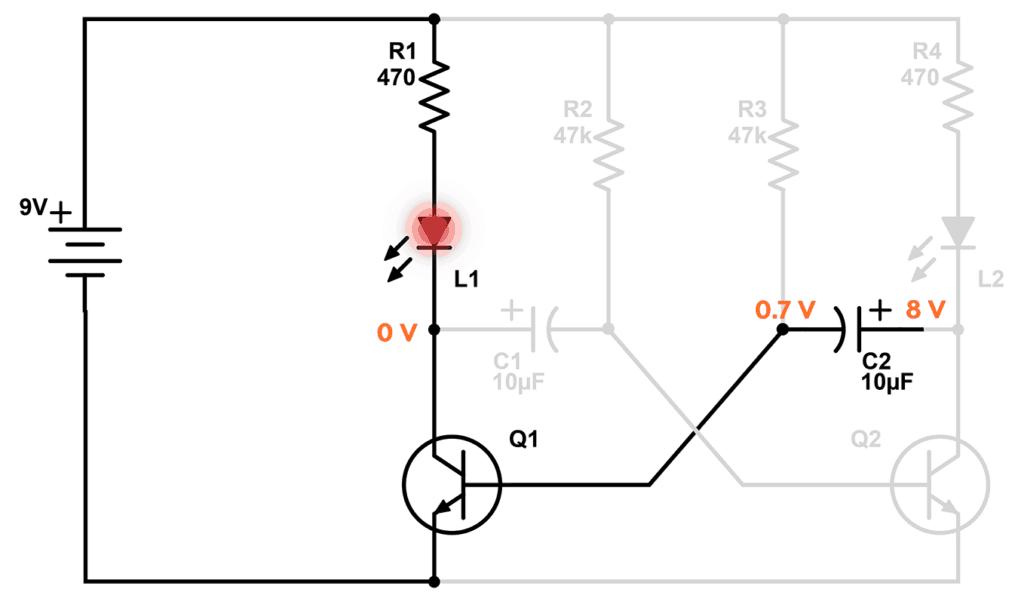 build electronic circuit simulator