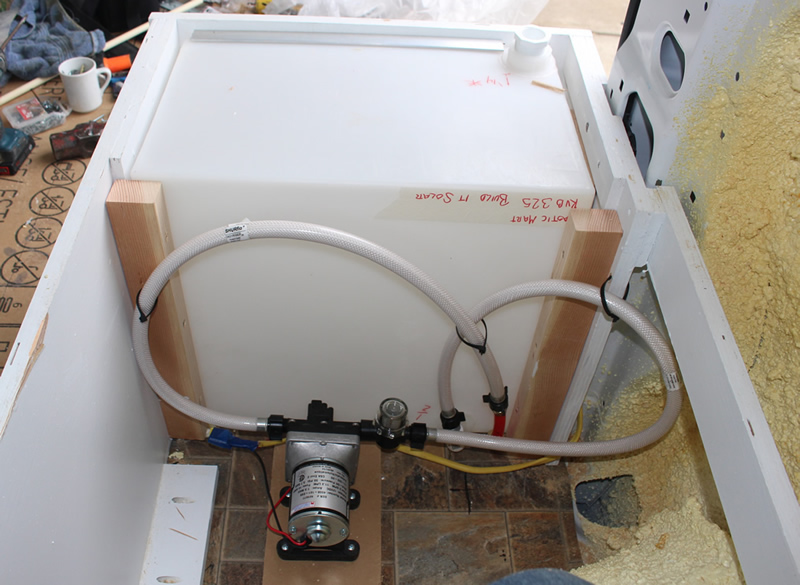 Install Fresh and Grey Water Systems \u2013 Build A Green RV