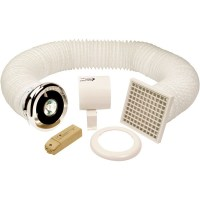 Air Vent Shower Light Kit