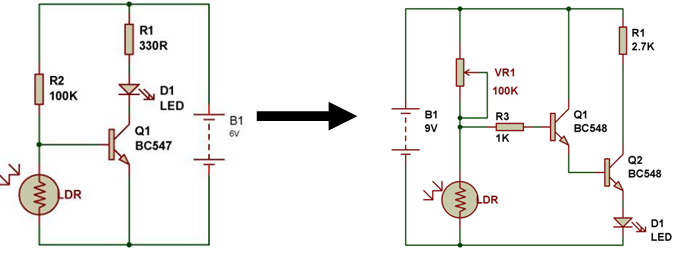 For Kc Light Relay Wiring Diagram Am Receiver From Dark Sensor Buildcircuit Electronics