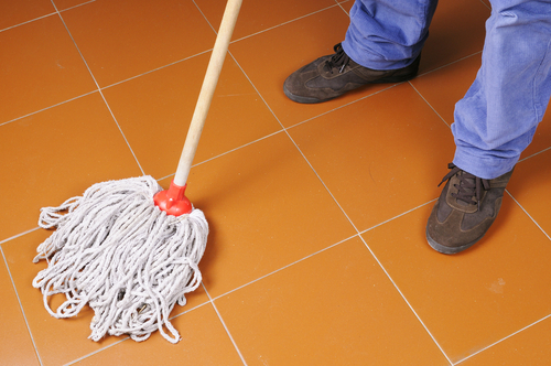 How To Remove Tough Stains From Ceramic And Porcelain Tile