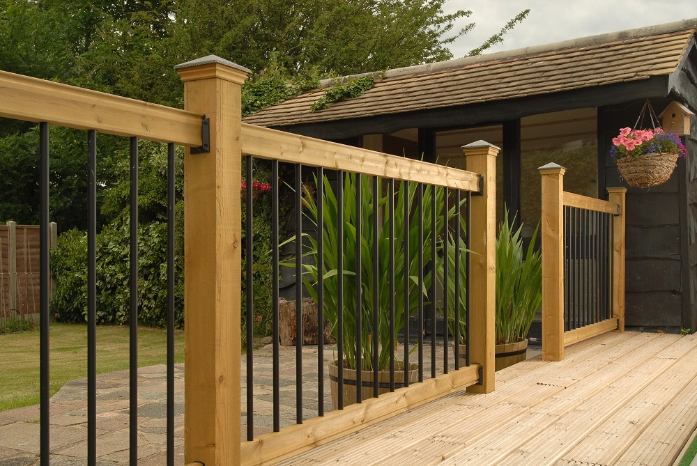 How To Install Deck Railings And Balusters Yourself