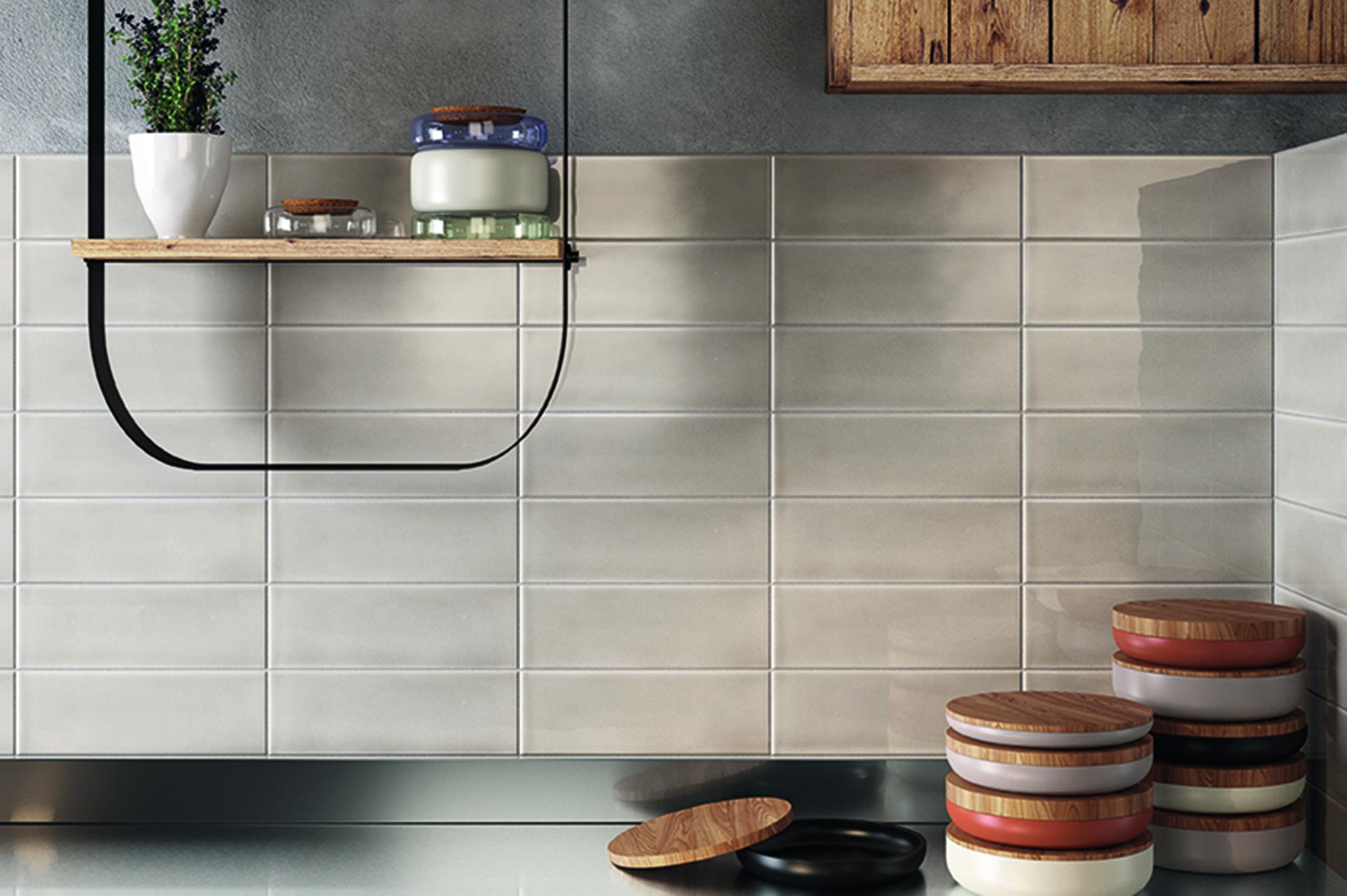 How To Create A Kitchen Backsplash Using Ceramic Or