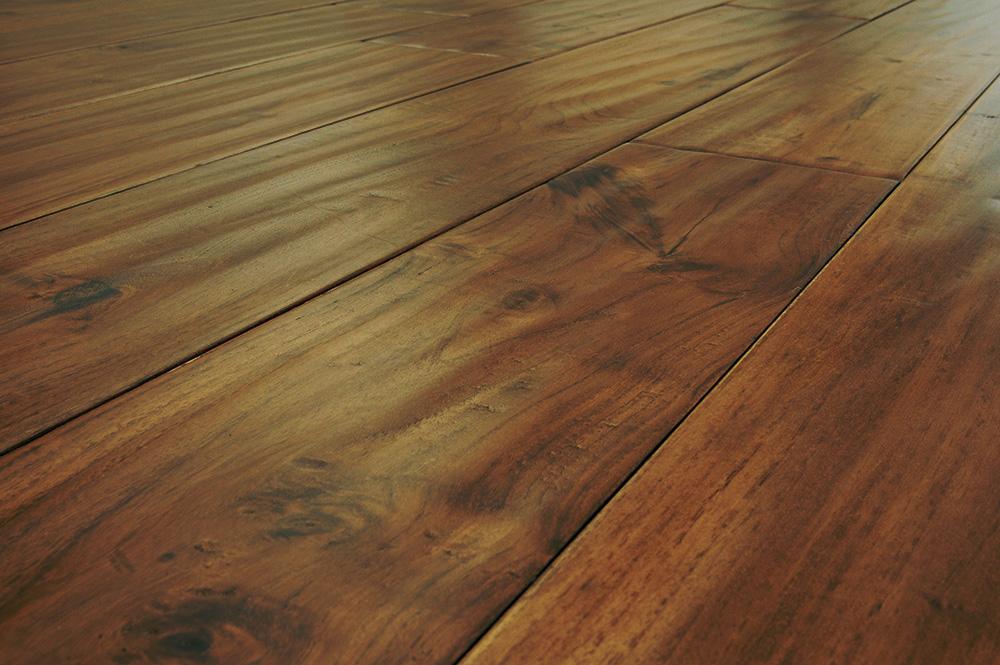 The 5 Ws Of Handscraped Hardwood
