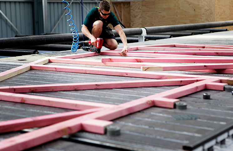 Training leads to exciting career options - BUILDERS AND CONTRACTORS