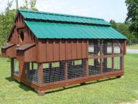 Building A Chicken Coop - Building your own chicken coop ...
