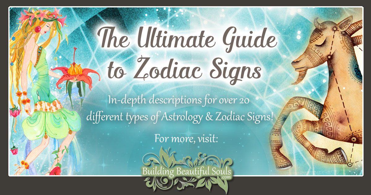 Western Zodiac  12 Zodiac Signs Meanings Traits, Personality