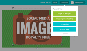 Download Social Media Images