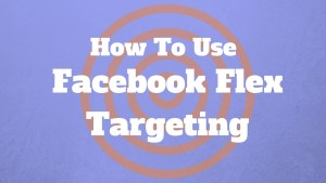 Facebook Flex Targeting