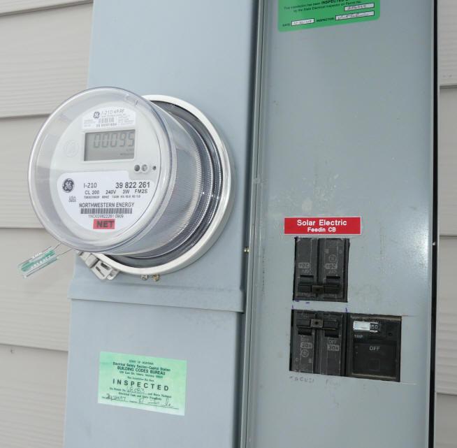 DIY PV System Installation -- Wiring