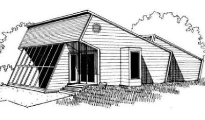 Passive Solar Home Plans -- Western Section