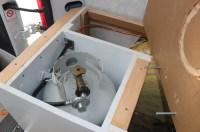 ProMaster DIY Camper Van Conversion -- DIY Propane System