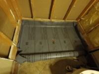 Diy Shower Pan Liner Installation - DIY Design Ideas