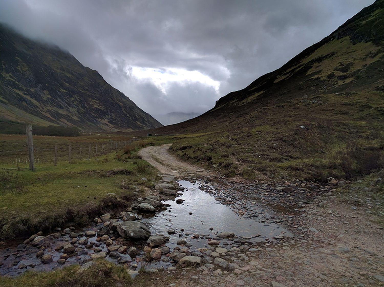 Ben Marcin   The Great Outdoor Challenge Across Scotland