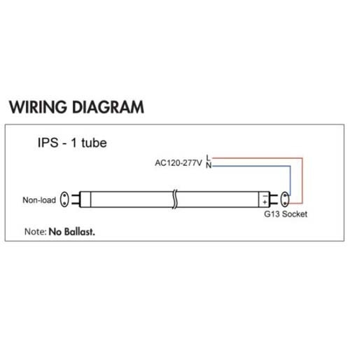 T8 Led Tube Wiring Diagram technical wiring diagram