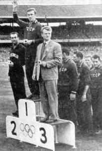 В края на 1956 г. вниманието на цялата футболна общественост е приковано към далечен Мелбърн, където се провеждат XVI Олимпийски игри. На австралийска земя нашите побеждават Великобритания с 6:1 и се класират на полуфинал срещу СССР. Днес се смята, че по политически причини българите са били заставени да пуснат