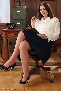 miss jones office fantasy 2