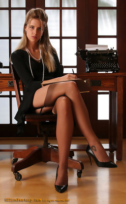 office secretary fantasy