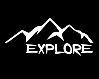 Royal Enfield 3d Wallpaper Royal Enfield Himalayan Sticker Decal Explorer Mountains