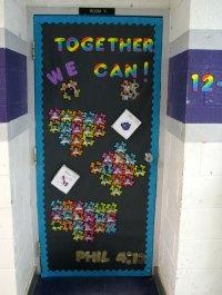 Classroom Door Decoration Ideas For High School ...