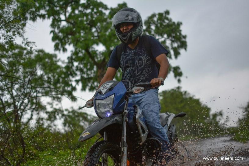 Bulleteers Rider Gagan Singh