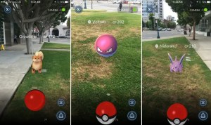In San Francisco how many people will turn up to catch Pokémon?